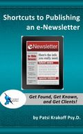 Shortcuts to an eNewsletter